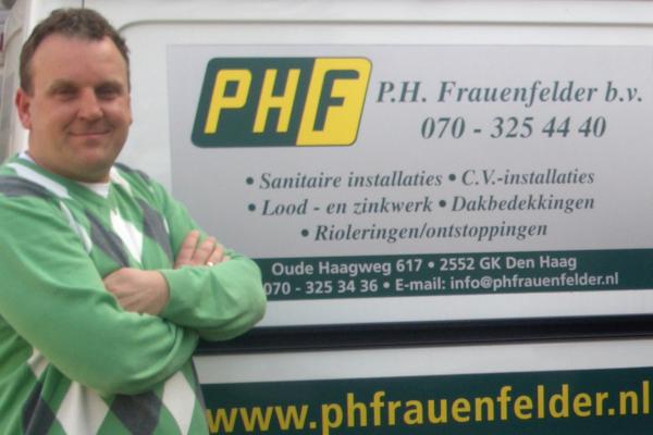 Installatiebedrijf P.H. Frauenfelder