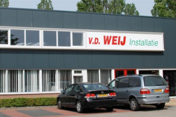 V.d. Weij Installatie